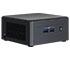 """Intel NUC11TNHi7 (Intel Core i7-1165G7 up to 4,70GHz, 1x HDMI, 1x Mini DP, 2x Thunderbolt, <b>2,5"""" SATA SSD</b> Support)"""